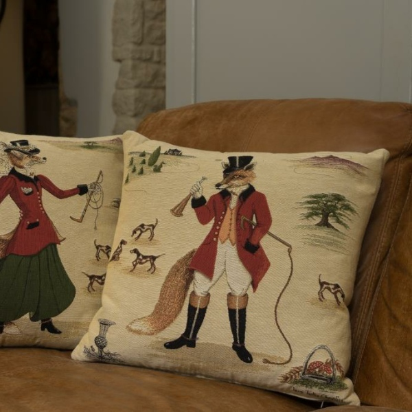 Country Gentry Collection™  Tapestry Cushions