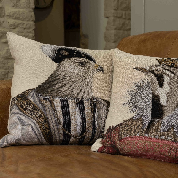 Dressed Animals Tapestry Cushions