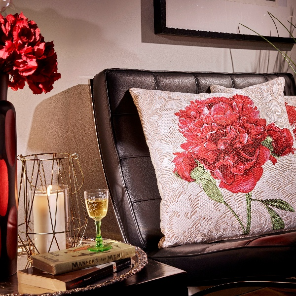 Floral Tapestry Cushions