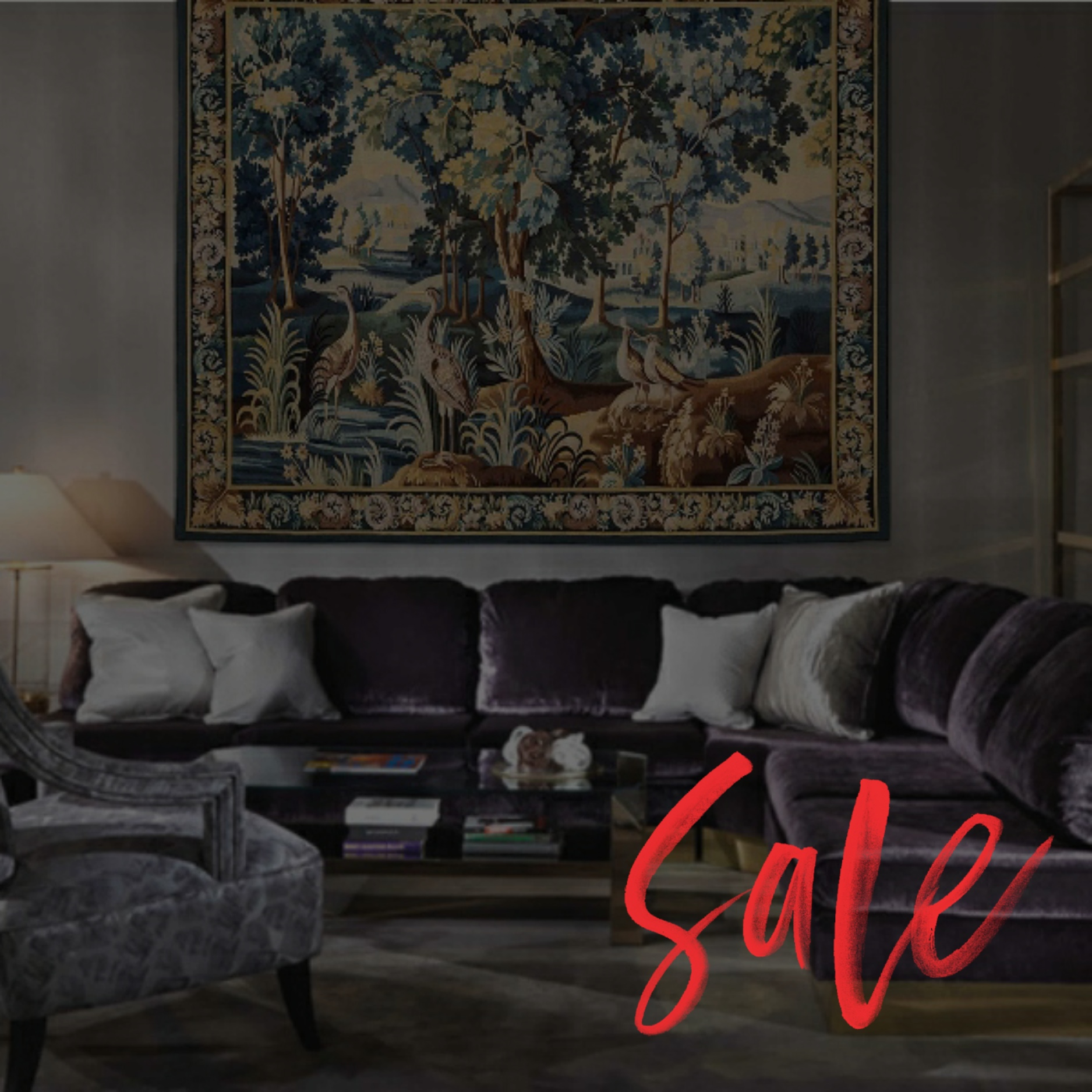 Handwoven Tapestry Sale