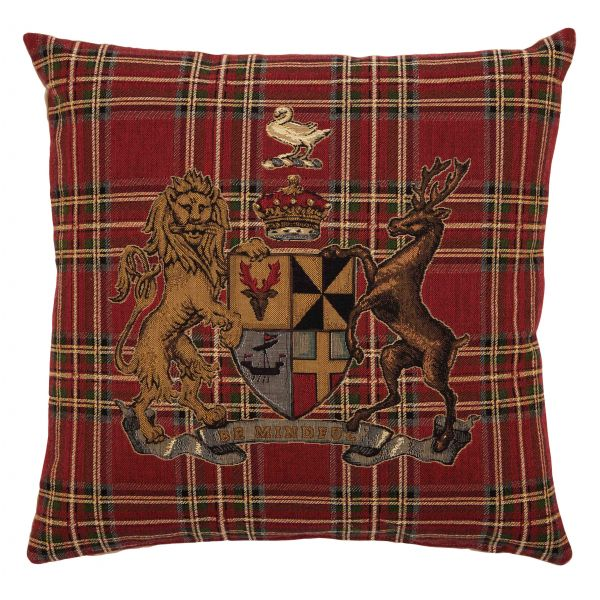 Scotland - Be Mindful Tapestry Cushion - 46x46cm (18