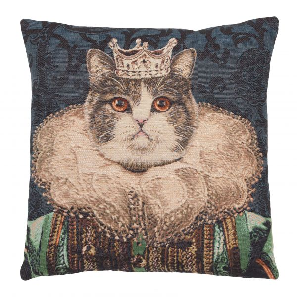Puss in Boots Tapestry Cushion - 46x46cm (18