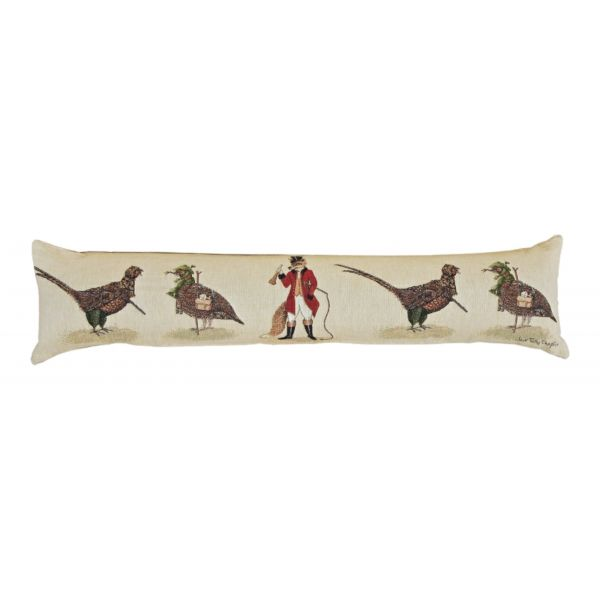 Country Gents Draught Excluder - 90x20 cm (36