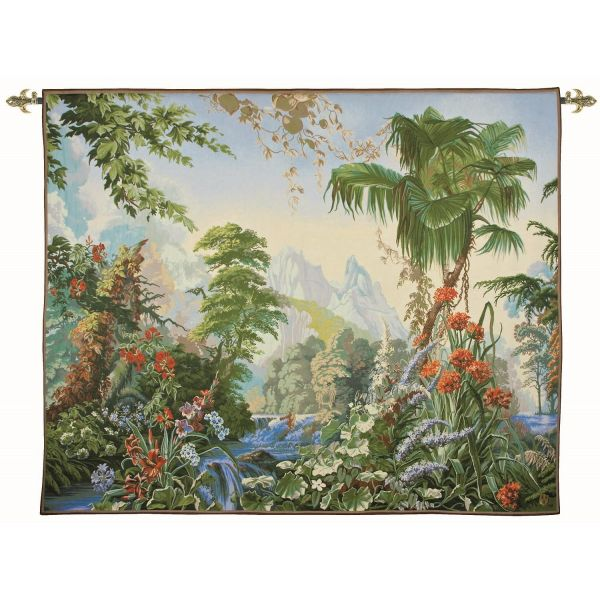 Panorama Loom Woven Tapestry - 3 Sizes Available