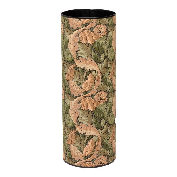 Acanthus Leaf Gold Tapestry Umbrella Stand